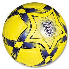 Umbro 07-08 England 07 Hi Vis Ball - Yellow Size 5 official matchball http://www.comparestoreprices.co.uk/football-kit/umbro-07-08-england-07-hi-vis-ball--yellow.asp