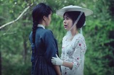 The Spectacle Of Lesbian Sex In Prestige Cinema  The Handmaiden is the latest in a string of critically acclaimed lesbian films directed by male auteurs that reduce queer women's bodies to a beautiful spectacle.