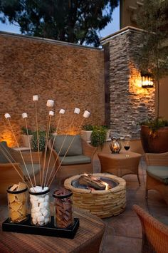 FOCAL POINT STYLING: OUTDOOR LIVING FOR FALL