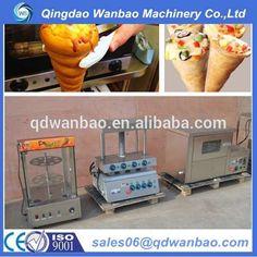 2015 hot sale automatic pizza cone machine/cone pizza machine/pizza cone production line
