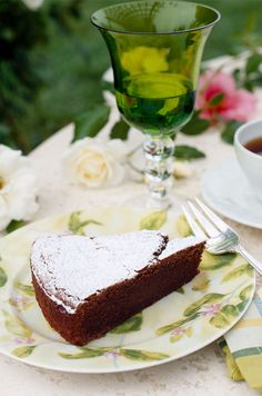 Check out the fabulous recipe for: Double Chocolate Torte