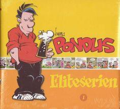 Detaljer for Pondus Eliteserien 2008 Comic Books, Comics, Reading, Cover, Art, Art Background, Drawing Cartoons, Word Reading, Comic Book