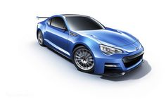 2013 Subaru BRZ Premium Sport Package