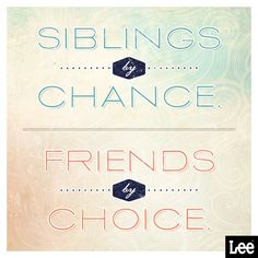 National siblings day 2016 : 25 Awesome Quotes,saying ,picture quotation funny | National sibling day 2016 : Quotes,pics and gift ideas