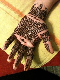 Austin hand 1 by Nomad Heart Henna, via Flickr