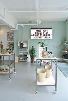 My Attic: Hotspot KEET Rotterdam