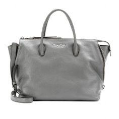 mytheresa.com - Schultertasche aus Leder - bags - Luxury Fashion for Women / Designer clothing, shoes, bags