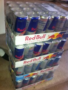 """""""This just happened. Thanks Redbull"""" -- via Andrij Harasewych (Google+)"""
