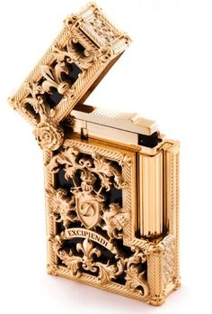S.T. Dupont Armories by Philippe Tournaire Ligne 2 Lighter Lighters Direct - Worldwide Shipping - Authorized Dealer