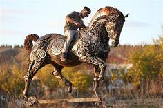 Hurdadan yaptığı at kapıları açtı - Son Dakika Haberleri