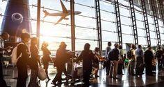 El tráfico en los aeropuertos españoles se dispara casi un 10% en junio