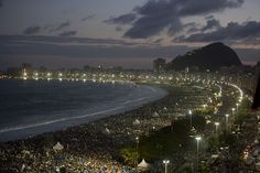 Rio de Janeiro - World youth days 2013