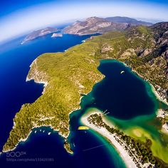 __Blue Green Earth__ by MetinAkgul. Please Like http://fb.me/go4photos and Follow @go4fotos Thank You. :-)