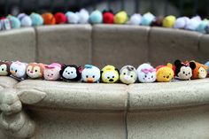 Disney Tsum Tsum photo shoot at Disneyland might be the most adorable thing ever (click for more pics)