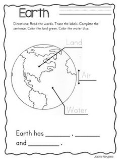 Earth-Wise Ways, Lesson Plans - The Mailbox   earth day ...