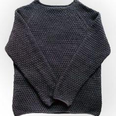 Husband-Approved Free Crochet Sweater Patterns