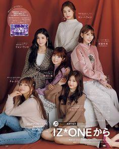 Yuri, Honda, Twice Group, Magazine Japan, Sakura Miyawaki, Fandom, Japanese Girl Group, Kim Min, Korean Actresses