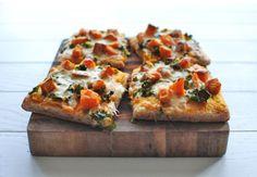 Creative Pizza Recipe: Roasted Butternut Squash