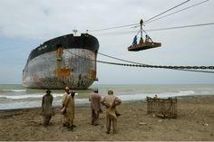 Breaking Ships - Bangladesh