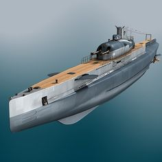 french submarine surcouf Military Weapons, Military Art, Scale Model Ships, German Submarines, Concept Ships, Yellow Submarine, Navy Ships, Military Equipment, Hale Navy