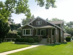 Old Norwood Park Jumbo Brick Bungalow. Inviting Open Front Porch. Large Lr With Adjoining Sunroom. Maple Cab Kit Plus Breakfast Rm Overlooks Large Fenced Yard & New Trex Deck. 1st Flr Den & Library Can Be 5th & 6th Bedrms. 4 Bedrms Up 2 Newer Full Baths. Huge Finished Rec Rm.