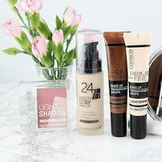 Nachdem ich bereits im letzten Sommer bei meinem ersten @catrice.cosmetics Blogger-Event war und zahlreiche neue #BeautyProdukte testen durfte hatte ich auch diesmal das Glück ein paar Produkte der #CatriceNeuheiten Frühjahr/Sommer 2017 auszuprobieren. Diese will ich euch heute vorstellen.  Den Beitrag gibt's auf dem Blog  http://ift.tt/2m3BEGo  #anzeige
