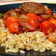 Sausage, Tomatoes and Onions! Oh, my! - Premio Foods