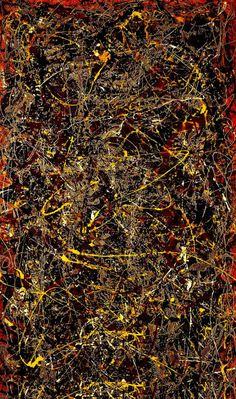 Number 5 (1948) Jackson Pollock