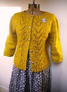 Dress + Cardigan: Installment 1 Ellen Mason Design
