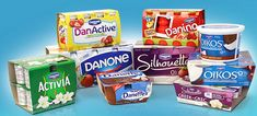 Recevez 20$ en coupons Danone ! - Quebec echantillons gratuits