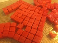 Strawberry Cannabis Chews (Like Medicated Starburst)   Recipe by Papa Kief     VIDEO DIRECTIONS    Total Time:  15 min  Prep:  8 min  Cook: ...