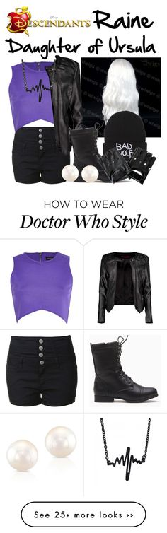 """Descendants Custom Character #3 : Raine"" by lexiandnikki on Polyvore"
