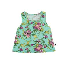 Racerback Tank Top - Tropical Flowers Tropical Flowers, Racerback Tank Top, Summer Dresses, Tank Tops, Collection, Fashion, Moda, Halter Tops, Fashion Styles