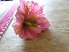 bloem van vilt
