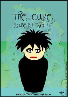 Bobble Bob (Robert Smith The Cure)