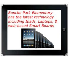 Miami Gardens, FL Miami-Dade County Public Schools Bunche Park Elementary, Thanks to our partner/donor, Dr. Gerald Glass, we have the latest technology in every classroom.  We our providing our students with 21st century skills to help prepare them for the future!!!!  Miami, Florida