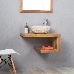 Four Attic Renovation Ideas to Give New Life to Unused Space - Attic Basement Ideas Simple Bathroom Designs, Bathroom Design Layout, Bathroom Design Luxury, Oak Bathroom, Small Bathroom With Shower, Bathroom Furniture, Lavabo Diy, Small Toilet Room, Washbasin Design