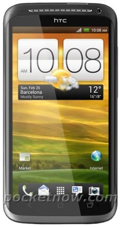 HTC One X: First Press Image leaked