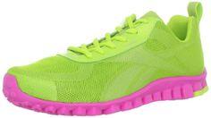 Reebok Women's RealFlex Scream Running Shoe #Reebok #Womens #RealFlex #Scream #Running #Shoe