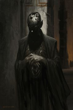Exposure to Umbral Magick can have detrimental physical effects, as well as debilitating mental effects. It is believed that the cultists of the Arcanist think they can return him to the physical world, by calling back his shattered spirit from the stars, where they believe the Void from which their masters comes from