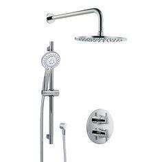 HSK Duschkabinenbau KG | Shower & Co. | Set 1.05 Rund