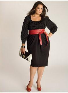i love this dress by igigi (Colette Polka Dot Dress)!