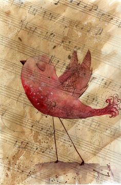 ♬ frees me....gives me wings.... [By Nadis Juschuk]