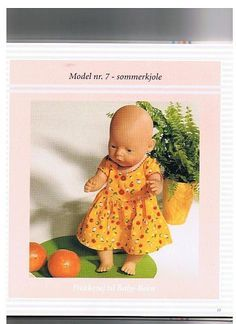 Album Archive - Dukketøj til Baby Born 1 - Ingelise Sewing Doll Clothes, Sewing Dolls, Chocolate Babies, Bitty Baby, Baby Born, Couture, Baby Knitting, Diy And Crafts, Crochet Hats