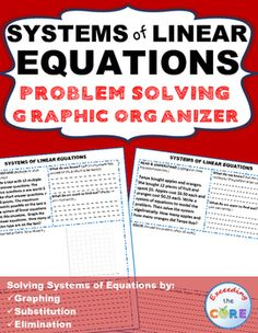 solve and explain using problem-solving strategies. Each worksheet ...
