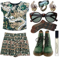"""""""Untitled #41"""" by raissa-cristabel ❤ liked on Polyvore"""