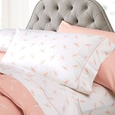 400 Thread Count Dragonfly Sheets
