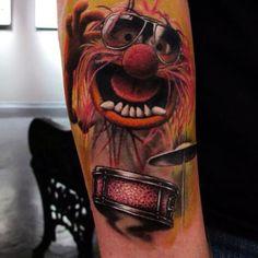 Beat Drum!! ink-beauty-tattoos