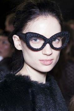 Crochet Glasses