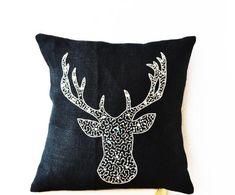 Amore Beaute Handcrafted Deer Pillow Pillow Covers - Anim... https://www.amazon.com/dp/B00H0ZOLLC/ref=cm_sw_r_pi_dp_czOxxbBF062JX